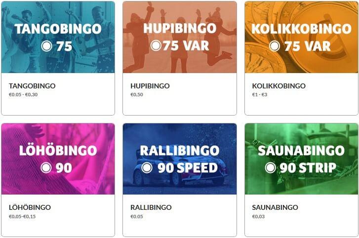 kolikkopelit.com bingohuoneet