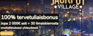 Jackpot Villagen bonus