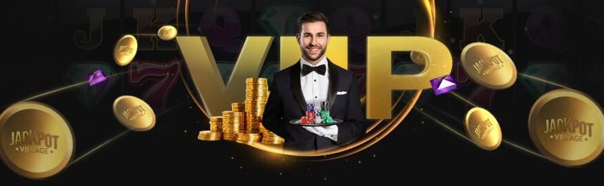 jackpot village VIP ohjelma