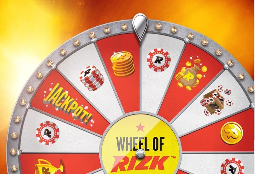 rizk wheel kokemuksia