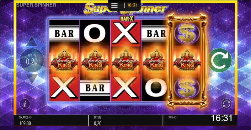Super Spinner Bar-X