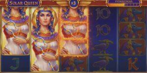 solar queen kolikkopeli kuningatar