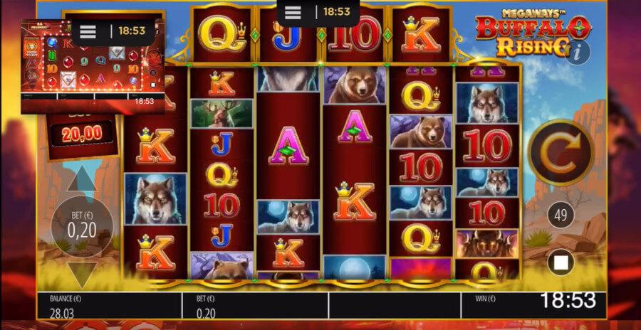 mobiili jaettu näyttö leovegas ja videoslots casinoilla