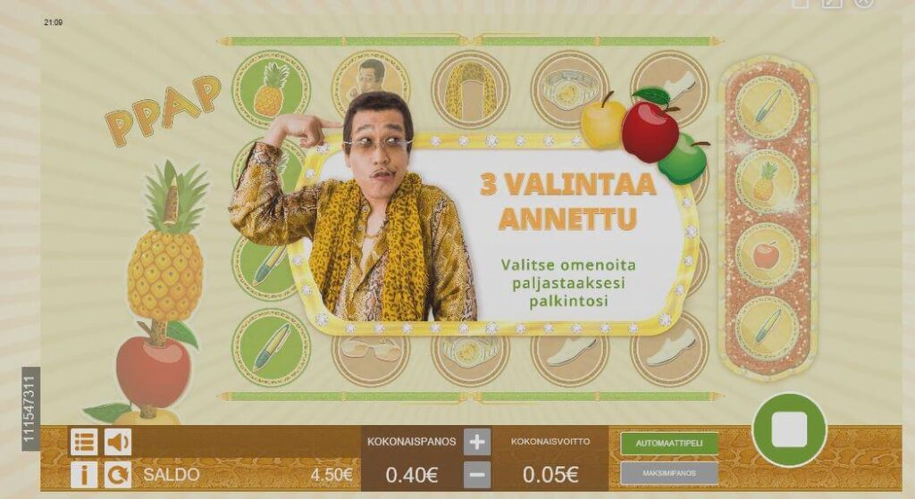 ganapati pen pineapple