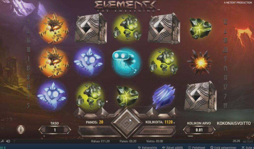 veikkaus elements