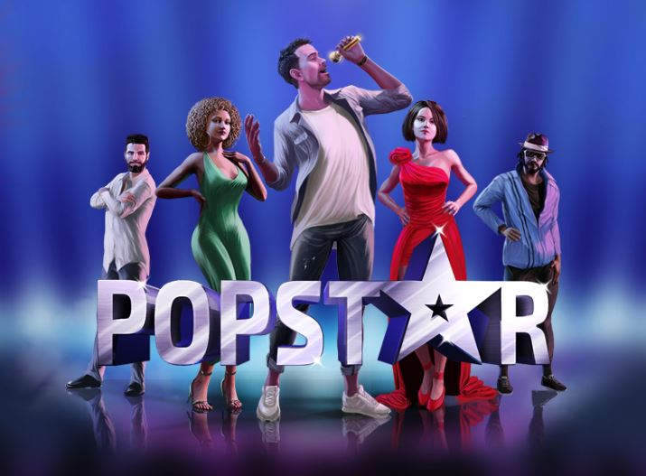 gig gaming pop star kolikkopeli