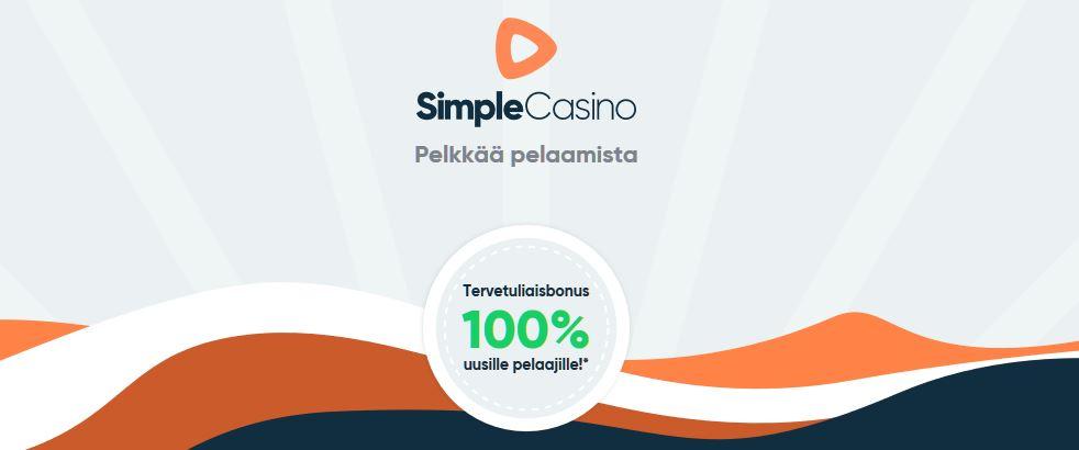 simple casino bonus kokemuksia