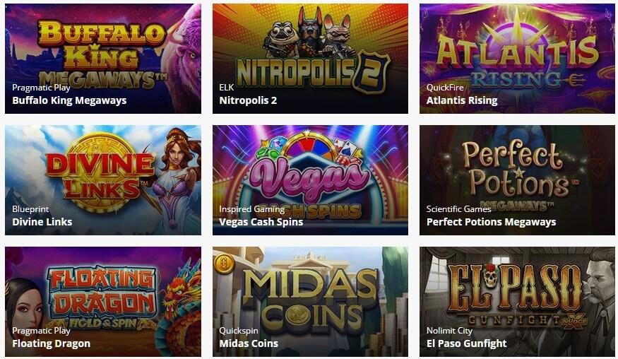 betive uudet kasinopelit