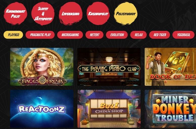 casinomasters peliaula